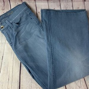 7FAMK Low Rise Ginger Bootcut Jeans